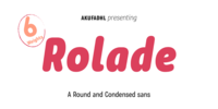 Rolade Font Download