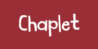 Chaplet Font Download