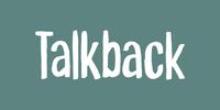 Talkback Font Download