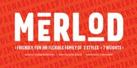 Merlod Font Download
