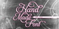 Superb Handmade Typography by Typesenses
