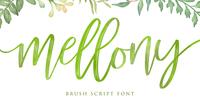 Mellony Font Download