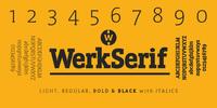 WerkSerif Font Download