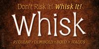 Whisk Font Download
