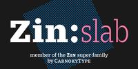 Zin Slab Font Download
