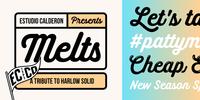 Melts Script Font Download