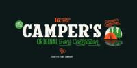 Camper™ Font Download