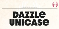 Dazzle Unicase Font Download