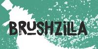 Brushzilla Font Download