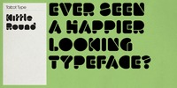 Kittle Round Font Download