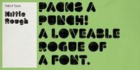 Kittle Rough Font Download