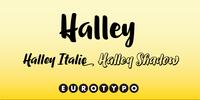 Halley Font Download