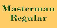 Masterman Font Download