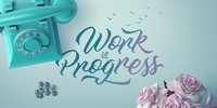 Work In Progress Font Download