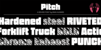 Pitch Font Download