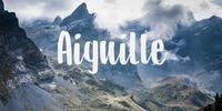 Aiguille Font Download