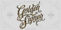 Golden Signer Font Download
