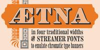 HWT Aetna™ Font Download