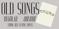Old Songs JNL Font Download