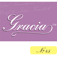 Gracia Fonts Series No, 40 by astype