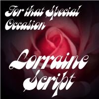 Lorraine Script