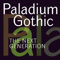 Paladium Gothic