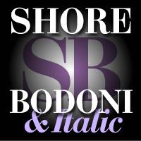 Shore Bodoni