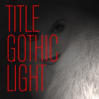 Title Gothic Light