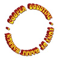 Cooper Goodtime circle by David Smouha