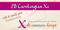 PB Carolingian Xc Font Download