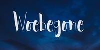 Woebegone Font Download