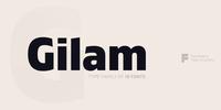 Gilam™ Font Download
