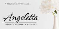 Angeletta Font Download