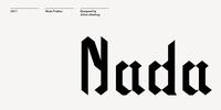 Nada Fraktur Font Download