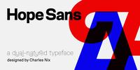 Hope Sans™ Font Download