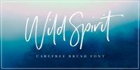 Wild Spirit Font Download