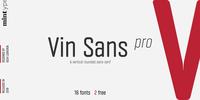 Vin Sans Pro Font Download