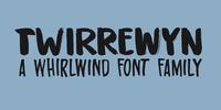 Twirrewyn Font Download