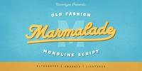 UT Marmalade Font Download