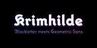 Krimhilde Font Download