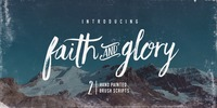 Faith And Glory Font Download
