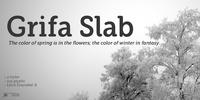 Grifa Slab Font Download