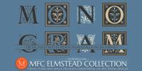 MFC Elmstead Monogram™ Font Download