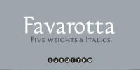 Favarotta Font Download