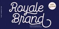 Routerline Rough Font Download