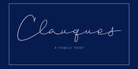 Clauques Font Download