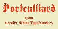 Portculliard™ Font Download