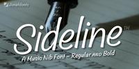 Sideline Font Download