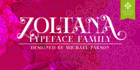Zoltana Font Download