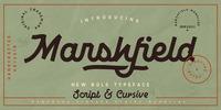 Marshfield Font Download